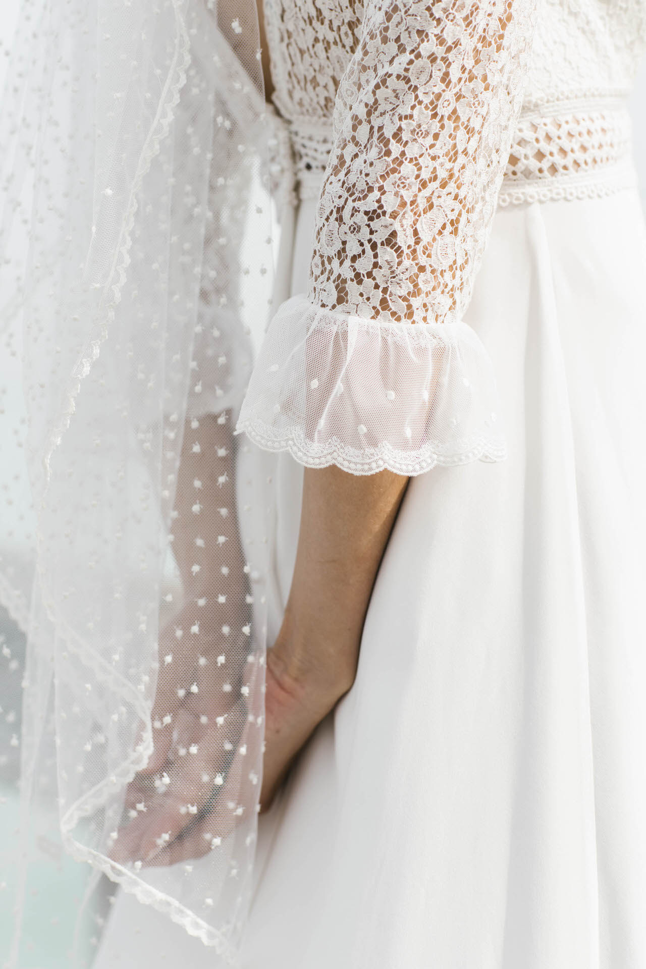 robe Pierrette - collection mariée 2019 - Lorafolk Paris